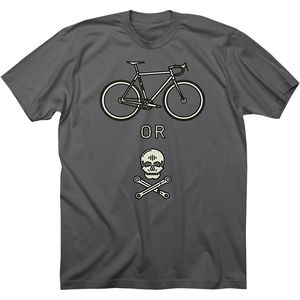 Bike Or Die T-Shirt - Short Sleeve - Men's