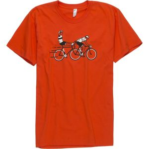 Twin Six Wheel Sucker T-Shirt - Short Sleeve - Men's