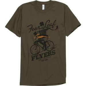 Twin Six Four Leaf Flyers T-Shirt - Short-Sleeve - Men's