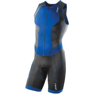 2XU Perform Full Front-Zip Tri Suit - Men's