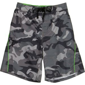 U.S. Apparel Conspiracy Hybrid Swim Shorts - Men's