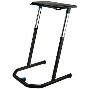Wahoo Fitness KICKR Training Desk Set Up