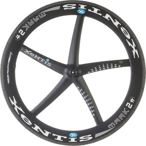 Xentis Mark2 TT Tubular Carbon Wheelset
