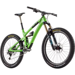 Yeti Cycles SB6 Carbon XX1 Pro Complete Mountain Bike-2015