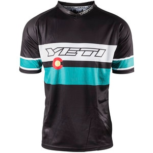 Yeti Cycles Dunton Jersey - Short-Sleeve - Men's