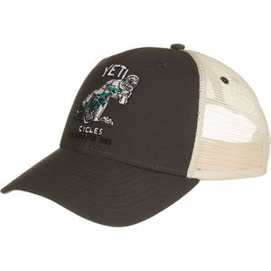 Yeti Cycles Sliding Trucker Hat