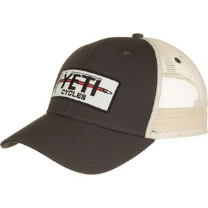 Yeti Cycles Ice Axe Patch Trucker Hat
