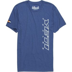 Yeti Cycles Vertical Logo Ride Jersey - Men's