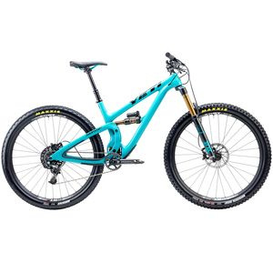 Yeti Cycles SB5.5 Carbon X01 Complete Mountain Bike - 2016