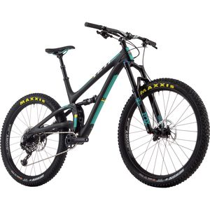Yeti Cycles SB5 Plus Carbon Eagle Complete Mountain Bike - 2017