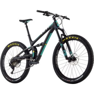 Yeti Cycles SB5+ Carbon XT/SLX Complete Mountain Bike - 2017