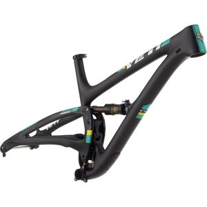 Yeti Cycles SB5 Plus Turq Mountain Bike Frame - 2017