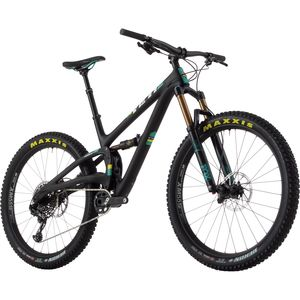 Yeti Cycles SB5 Plus Turq X01 Eagle Complete Mountain Bike - 2017