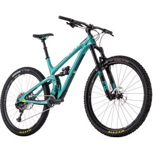 Yeti Cycles SB5.5 Carbon Eagle Complete Mountain Bike - 2017