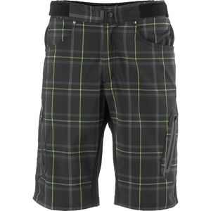 Ether Plaid Shorts - Men's