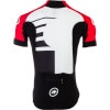 Assos SS.cento_s7 Jersey - Short Sleeve - Men's Back