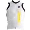Assos nS.superLeggera Sleeveless Jersey  Yellow Volt