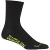 Assos Duathlon Socks_s7 Black Volkanga (*Discontinued)