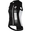 Assos nS.superLeggera Jersey - Sleeveless - Women's Black Volkanga