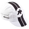 Assos summerCap.1 Cycling Cap White Panther (*Discontinued)