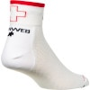 Assos Summer Skinweb Sock Detail