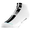 Assos superleggeraSocks_S7 White Panther (*Discontinued)