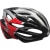Bell Array Helmet Silver/Red/Black Velocity (*Discontinued)