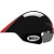 Bell Javelin Helmet Black/Red Star (*Discontinued)