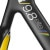 Boardman Bikes Elite 9.8 AiR Di2 Road Bike Frameset - 2013 Seat Tube
