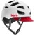 Bern Allston Helmet with Flip Visor Satin White