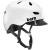 Bern Brentwood Helmet with Visor Satin White