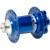 Chris King ISO Disc Front Hub - 9mm QR Navy