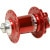 Chris King ISO Disc Front Hub - 9mm QR Red