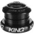 Chris King Inset 7 Headset Bold Black
