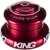 Chris King Inset 7 Headset Red