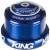Chris King InSet 3 Tapered Headset with Griplock Navy