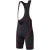 Club Ride Apparel Air Liner Bib Short - Men's Raven