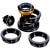 Cane Creek ZS49/EC49 AngleSet Tapered Headset Kit Detail