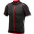 Craft PB Glow Short Sleeve Jersey Black/Bright Red/White