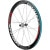 Corima Aero + Carbon Road Wheelset - Clincher Back
