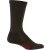 Chrome Merino Crew Sock Back