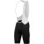 Castelli Evoluzione Bib Short - Men's Black/White