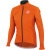 Castelli Velo Jacket - Men's Orange Fluo