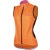Castelli Velo Vest - Women's Orange Fluo