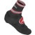 Castelli Belgian Bootie 3 Shoe Covers Black/Reflective Strips