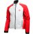Castelli Protezione Rain Jacket  Red/White (*Discontinued)