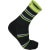 Castelli Gregge 12  Sock Yellow Fluo