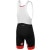 Castelli Body Paint 2.0 Bib Shorts 3/4 Back