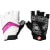 Castelli Elite Gel Glove - Women's Fucsia/White