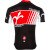 Castelli Wilier Team Short Sleeve Jersey Detail